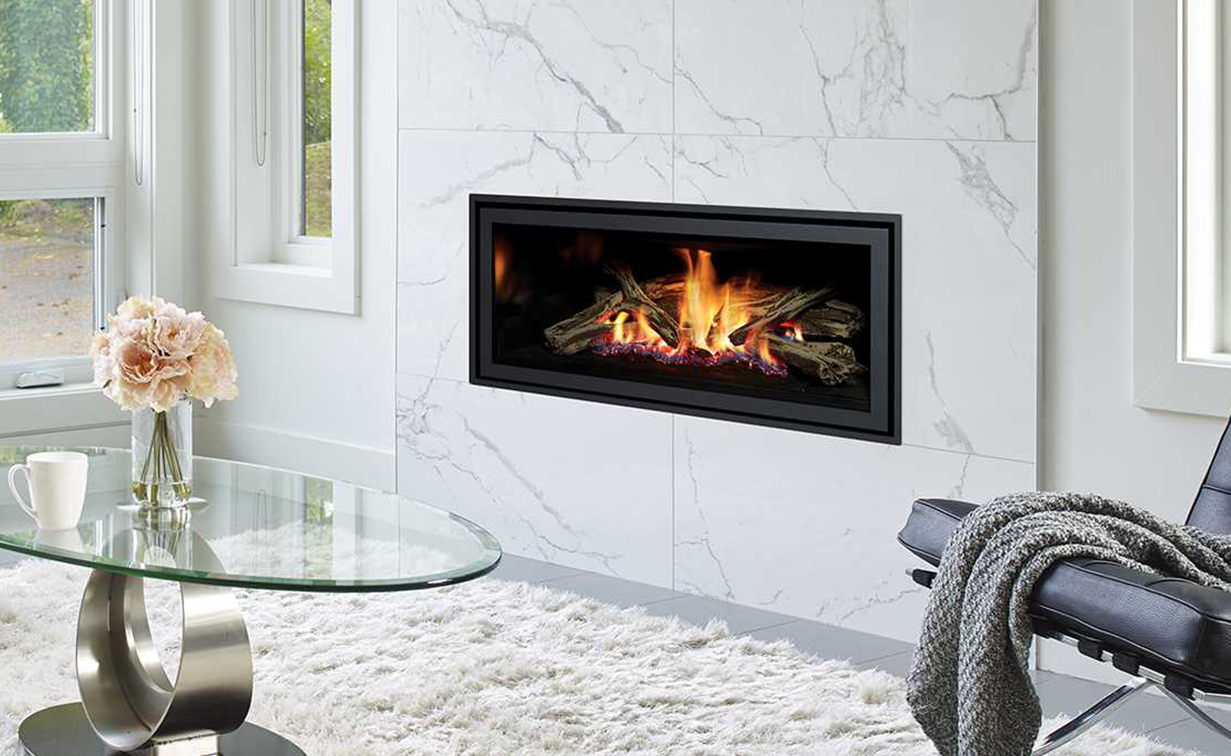 Gas Fireplaces and Heaters